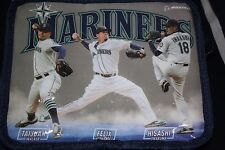 Seattle Mariners Insulated Lunch Bag Tote Lunchbox Cano, Cruz, Hernandez, Seager