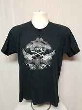2007 David Crowder Band Remedy Club Tour Adult Medium Black Tshirt