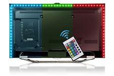 Briloner Leuchten Striscia LED bianca RGB Cambiacolore Dimmerabile da interni PE