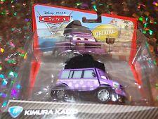 "DISNEY PIXAR CARS ""KIMURA KAIZO"" Die-Cast Metal, Deluxe, BRAND NEW, Mattel"