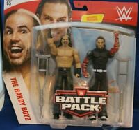 Mattel WWE Series 65 Battle Pack The Hardy Boyz Action Figure