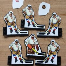 Custom Coleco Table Hockey Players- 1911-12 NHA Montreal Canadiens