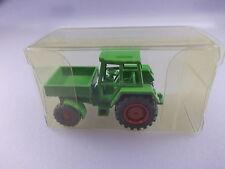 Traktor mit Pritsche, metall ca. 1:87   (GK12)