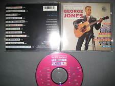 RARE CD The New Favorites Of George Jones -- Waylon Jennings Hank Williams Jr.