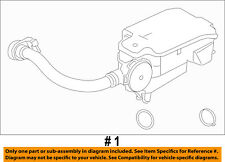 FORD OEM 17-18 F-350 Super Duty Emission System-Oil/air Separator GC4Z6A785D