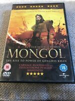 Mongol - The Rise To Power Of Genghis Khan (DVD, 2008)