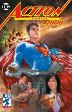Action Comics #1000 DC Comics SUPERMAN Variant Cover Art by Dave Dorman