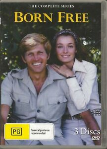 Born Free - The Complete Series