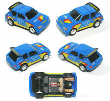 VERY RARE TOMY AFX Turbo Japan Victory Mountain Set Only PEUGOT Slot Car Sweet!
