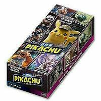 Pokemon 2019 The Great Detective Pikachu Card game