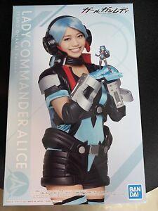 P Bandai Girl Gun Lady Commander Alice Exclusive Edition