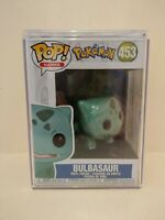 Funko Pop Pokemon Bulbasaur 453. Hard Stack Case