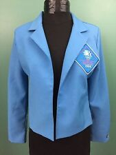 1984 Los Angeles OLYMPIC Games Official Staff Uniform Levi's Jacket - Size 12