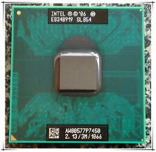 Cpu Processore Intel Core Duo 2 P7450 2.13/3M/1066 SLB54 per notebook dual