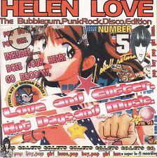 HELEN LOVE The Bubblegum, PunkRock, Disco, Edition CD