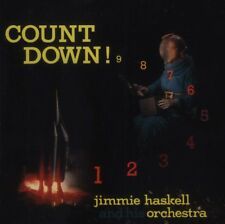 JIMMIE HASKELL & HIS ORCHESTRA Count Down CD Theremin Space Age Bachelor Pad