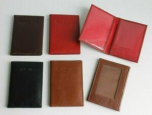 Golunski Leather Travel Card Holder, Bus, Oyster, Tram, Train  or ID Card