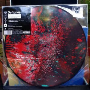 "Deftones - Digital Bath (Telefon Tel Aviv Version) - 12"" Picture Disc Vinyl -RSD"