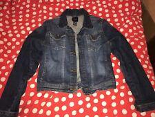 Girls Dark Rinse Gap Jean Jacket Size Xxl