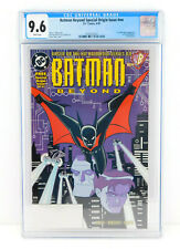 BATMAN BEYOND #1 Special Origins CGC 9.6 First appearance of Terry Mcginnis