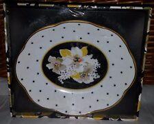 Vera Bradley Sweet Nothings Dogwood Pattern Porcelain Dessert Dish ,Candy Dish