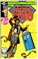 MARVEL PREMIERE #57 - DOCTOR WHO - 1ST AMERICAN COMIC BOOK APPEARANCE - 1980