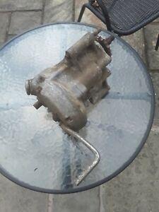 Burman Gear Box Untested Sold Spares Repair