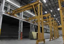 17 Ton X 33 X 266 Lift Phd Single Leg Gantry Crane Stock Ybm