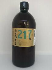 Huile de Ricin BIO - Naissance - Huile Végétale n° 217 - 1L 100% Pure - 05/2022/