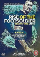Altezza Of The Footsoldier 3 - The Pat Tate Story DVD Nuovo DVD (SIG512)