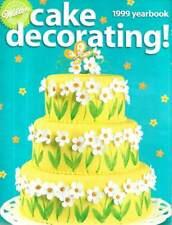 WILTON 1999 YEARBOOK CAKE DECORATING!