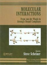 Molecular Interactions: From van der Waals to Strongly Bound Complexes-ExLibrary