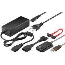 """IDE SATA Adapter Kabel zu USB 2,5"""" und 3,5""""  Festplatte Laufwerk HDD Computer"""