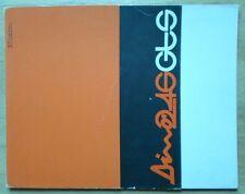 FERRARI DINO 246 GTS PININFARINA original 1972 Sales Brochure - #65/72