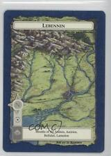 1995 Middle-earth Collectible Card Game - The Wizards Unlimited NoN Lebennin 0b5