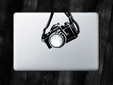 Canon Camera Sticker Photography Decal For Apple MacBook Mac iPad Laptop Car