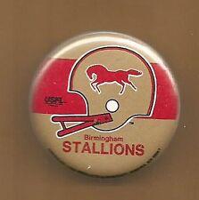 Birmingham Stallions Usfl Licensed Fan Favorite~Great Condition
