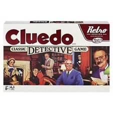 Juegos de mesa de cartón Cluedo