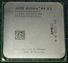 AMD Athlon 64 X 2 6000+ 3GHz Dual-Core Processor, ADA6000IAA6CZ, Socket AM2