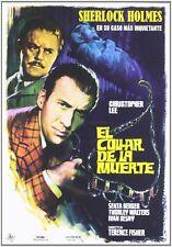 Sherlock Holmes und das Halsband des Todes -Christopher lee, Senta Berger DVD