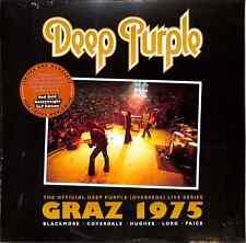Deep Purple / GRAZ 1975 (LTD RED GOLD 180G 2LP) / Ear Music / 0216911EMU / Colo