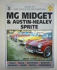 Restoration Manual MG Midget + Austin Healey Sprite Incl. Frogeye