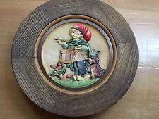 Juan Ferrandiz 1979 Drummer Wooden Plate Handcrafted By Anri No 3116