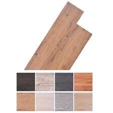 vidaXL PVC Laminat Dielen 5,26m² Fußboden Vinyl Bodenbelag mehrere Auswahl