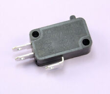 2pcs Micro Switch Lever Action SPDT Switch Microwave Door, Freezer, AC/DC 250v