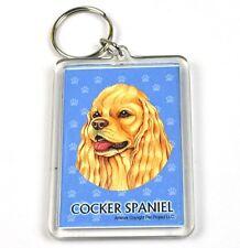 Dulce Perros EE.UU. Llavero - Cocker Spaniel