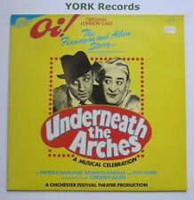 UNDERNEATH THE ARCHES - The Flanagan & Allen Story Cast Recording - Ex LP Record