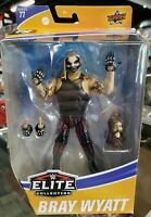 WWE Mattel The Fiend Bray Wyatt Elite Series #77 Figure New in sealed package