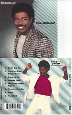 SOUL Beau Williams Bodacious ! CD 1984 RARE!!!