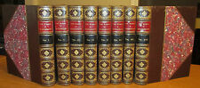 The Works of William Shakespeare; 8 Vol.; Henry Irving/Frank Marshall; 1890